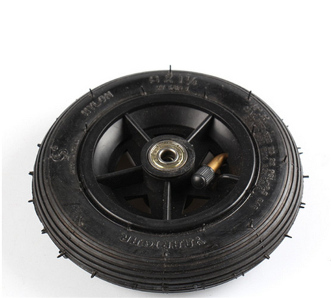 scooter Hight Performance 150MM Inflation Wheel With Aluminium Alloy Hub With Inner Tube Electric 6 Inch Pneumatic Tire