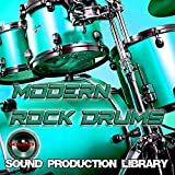 Musical Instruments : MODERN ROCK DRUMS - Large unique, very useful samples production studio library Waves/Audio single shots, Loops, Grooves over 1.4GB on DVD or for download.