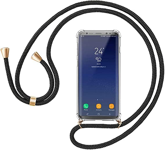 Migimi Mobile Phone Chain For Samsung Galaxy S8 Mobile Elektronik