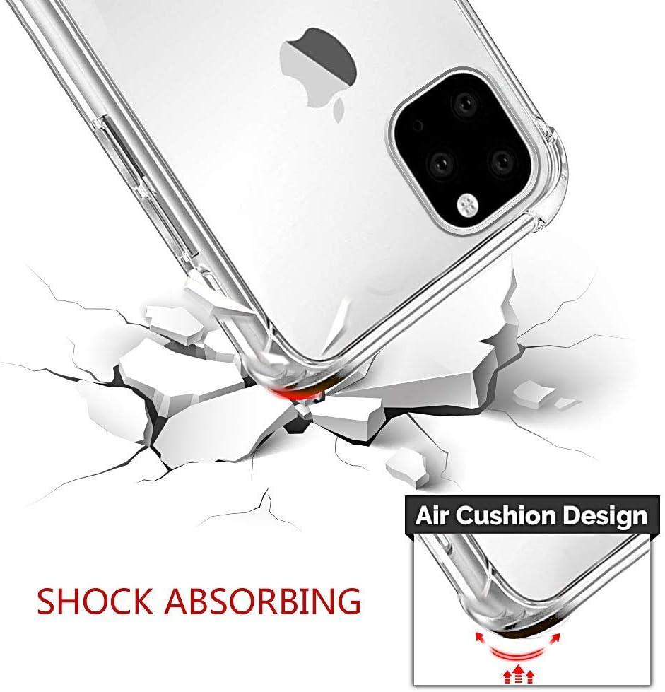 XTCASE Carcasa con Cuerda para Huawei P Smart Silicona Transparente Ultrafina Suave TPU Funda de movil con Colgante Anti-rasgu/ños Anti-Choque Moda y Practico - Verde