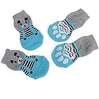 ZHANGNUO 4Pcs / Set Cute Puppy Dog Knit