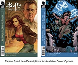 """Buffy the Vampire Slayer, Season 8, Issue 24 """"Safe"""" (Buffy the Vampire  Slayer, Season 8): Amazon.co.uk: Joss Whedon, Jim Krueger, Cliff Richards,  Georges Jeanty, Andy Owens, Jo Chen, Michelle Madsen: Books"""