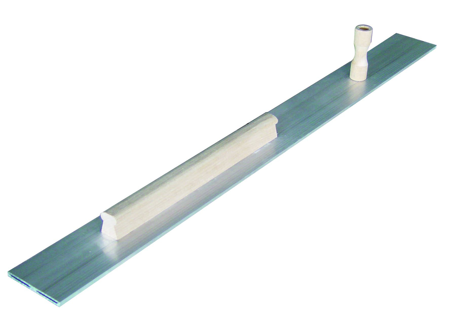 Bon 22-840 42'' Flexo Single Keyed Darby Magnesium