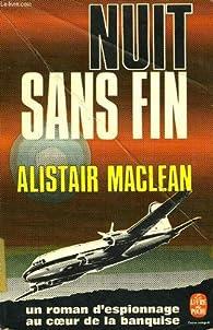 Nuit sans fin par Alistair Maclean