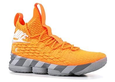 wholesale dealer 308ae 1cd32 Amazon.com | Lebron 15 Ks2a 'Orange Box' - Ar5125-800 - Size ...