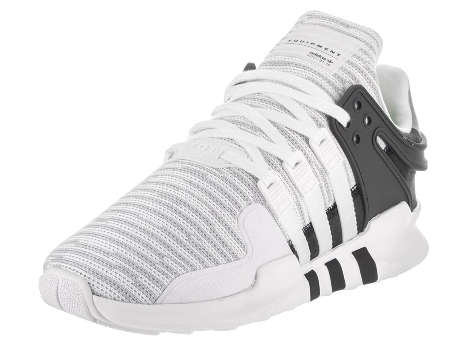 Amazon.com | adidas Men's EQT Support ADV White/Black BB1296 (SIZE: 13) |  Running