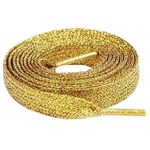 Shoelaces Gold (Shoeslulu 54