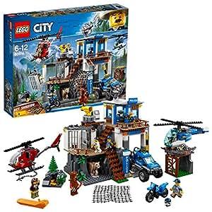 LEGO City Mountain Police Headquarters 60174 Playset Toy