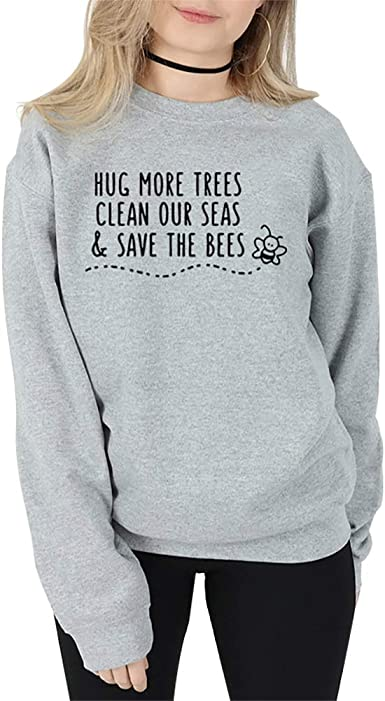 Mens Bee Hooded Sweatshirt Funny Printed Pullover Hoodies Classic Long Sleeve T Shirt Tops