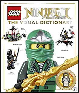 Lego Ninjago The Visual Dictionary Includes Zane Rebooted