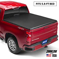 """Tonno Pro Hard Fold, Hard Folding Truck Bed Tonneau Cover 