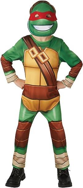 Rubies s oficial del niño de las Tortugas Ninja mitad carcasa ...