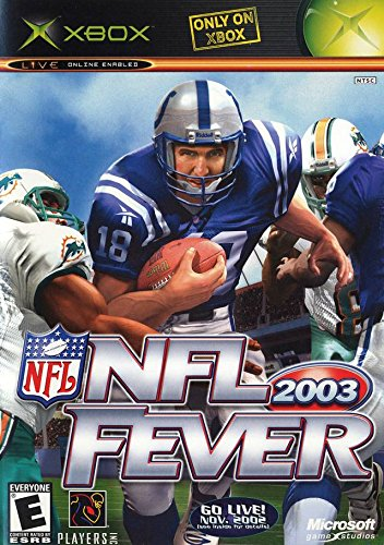 NFL Fever 2003 Xbox