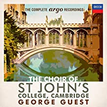 The Complete Argo Recordings (42 CD Set)