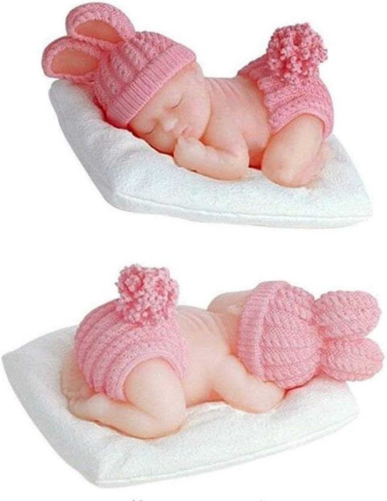 baby bonnet silicone mould