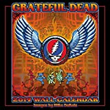 Grateful Dead 2019 16 Month Wall Calendar