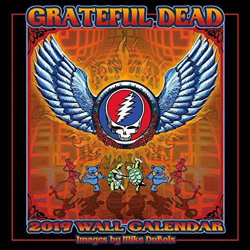 Grateful Dead 2019 Calendar