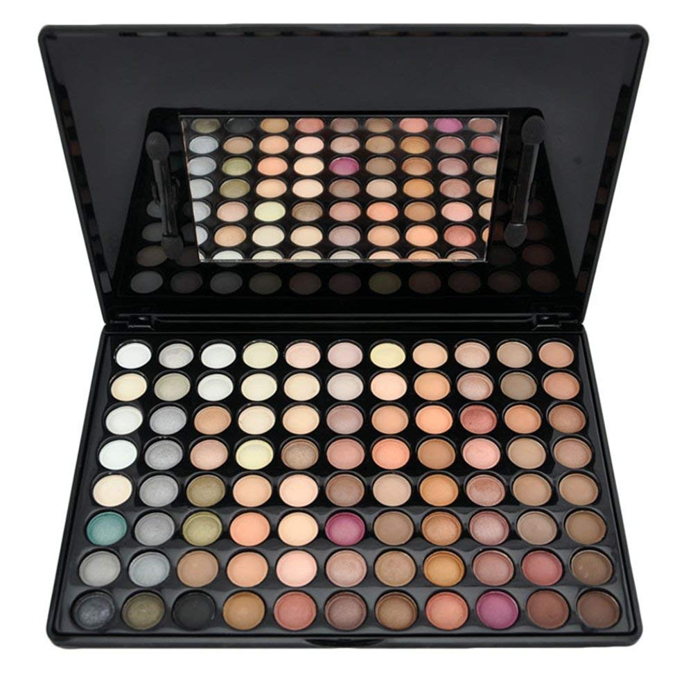 Meao 88 Colors Tones Matte Shimmer Eyeshadow Palette Makeup Gift Set Highly Pigmented Make Up Eye Shadow Pallet Powder – Long Lasting Professional Cosmetic Palette