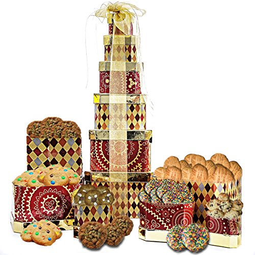 Bakery Gift Tower (The Gourmet Cookie Tower)