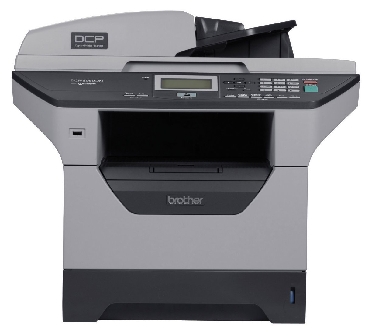 Amazon.com: Brother DCP-8080DN Digital Copier y Laser ...