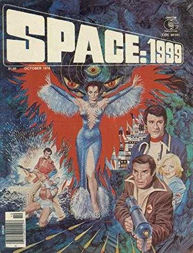 Space: 1999 (Vol. 2 No. 8, October 1976) Comic Magazine
