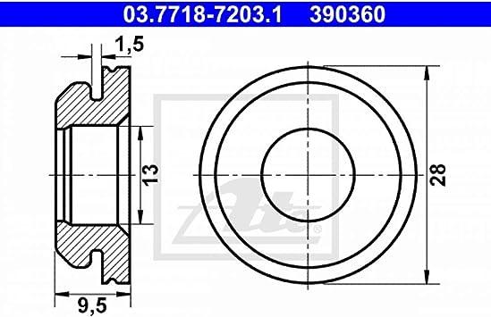 OEM MANUFACT Ate Power Brake Booster Seal 03 7718 7203 1