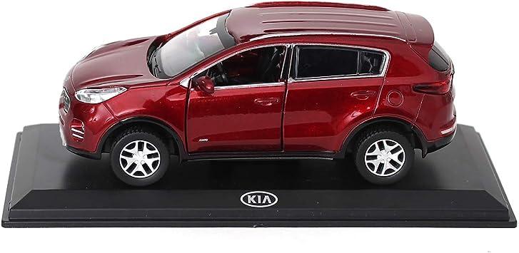 Infrarot Metallic KIA Sportage Modelauto 1:38,