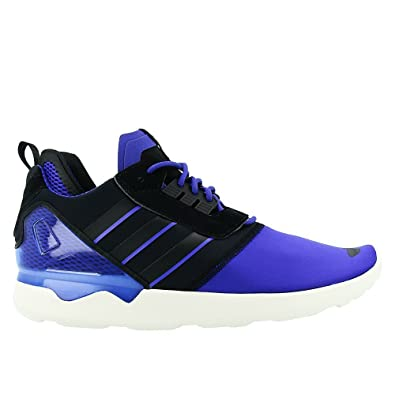 ca8fad79a Adidas Zx 8000 Boost Trainers Blue 8 UK  Amazon.co.uk  Shoes   Bags
