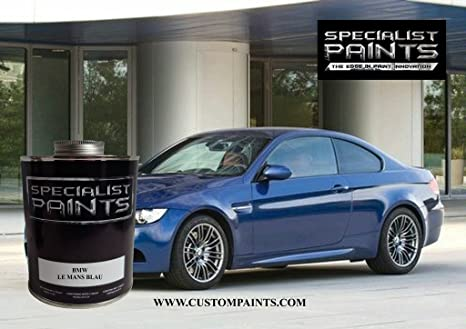 Amazon Com Bmw Le Mans Blau Pint Kit Paint Code 381 Automotive