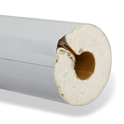 NMC PU de R aislamiento de tuberías, isotube040 15 mm x 20 ...