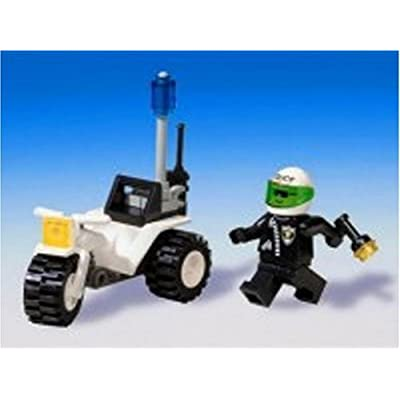 LEGO Chopper Cop Building Toy Set 6324: Toys & Games