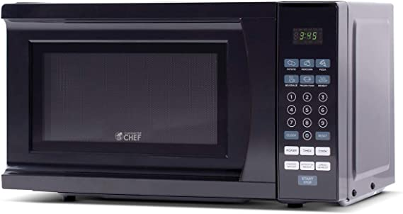 Commercial Chef CHM770B Countertop Microwave
