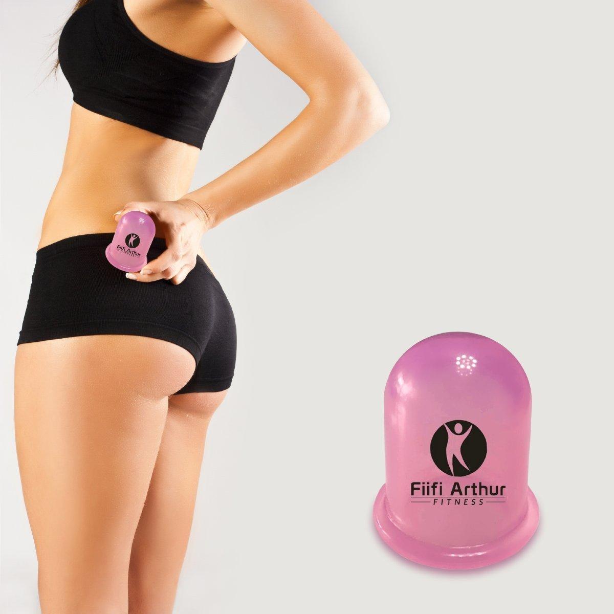 Fiifi fitness silicone Massaggio Coppettazione Coppe Anti-cellulite trattamenti di bellezza di massaggio coppettazione tazza da Boolavard CC01