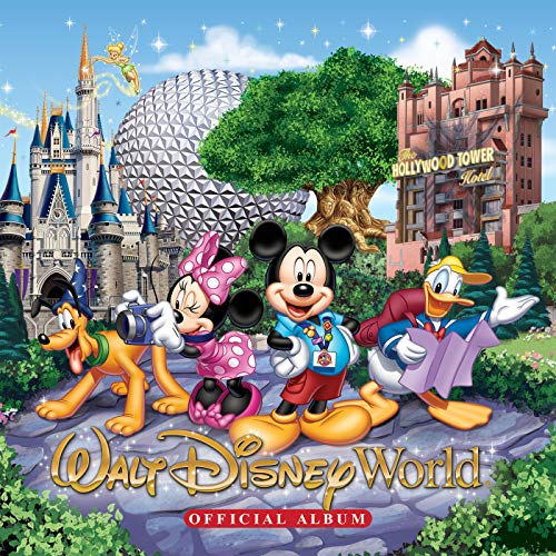 walt disney world official album - 1