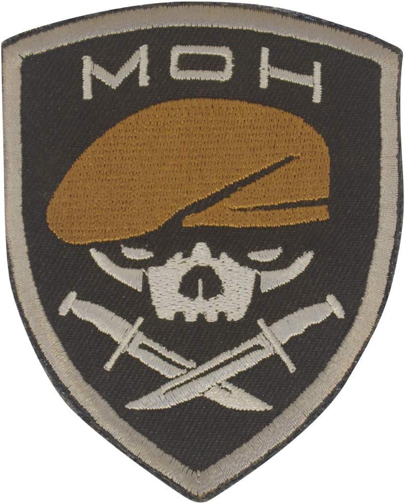 Cobra Tactical Solutions MOH Medal of Honor Ranger Parche Bordado ...