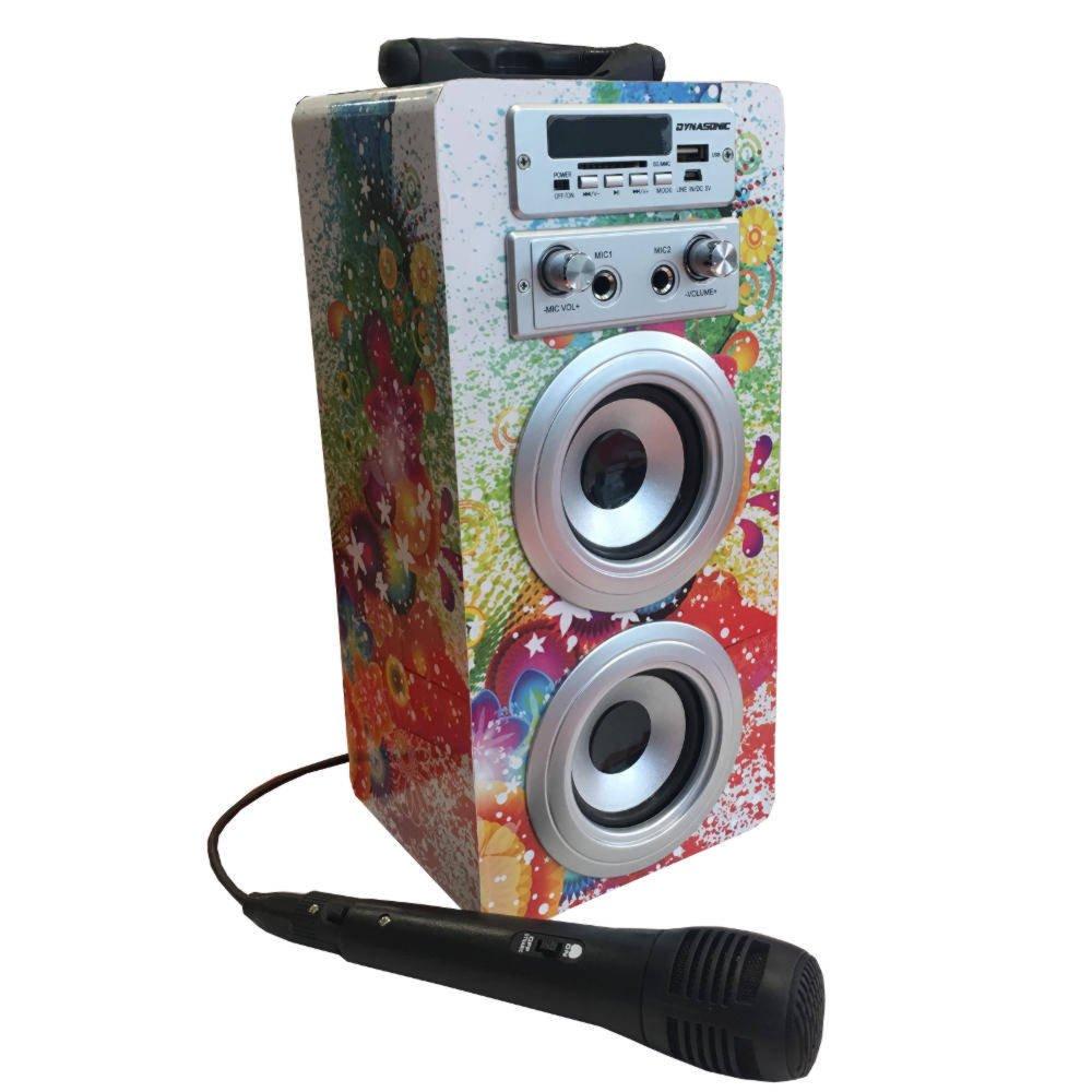 Eleciti MP3 speaker box micro gr colorines