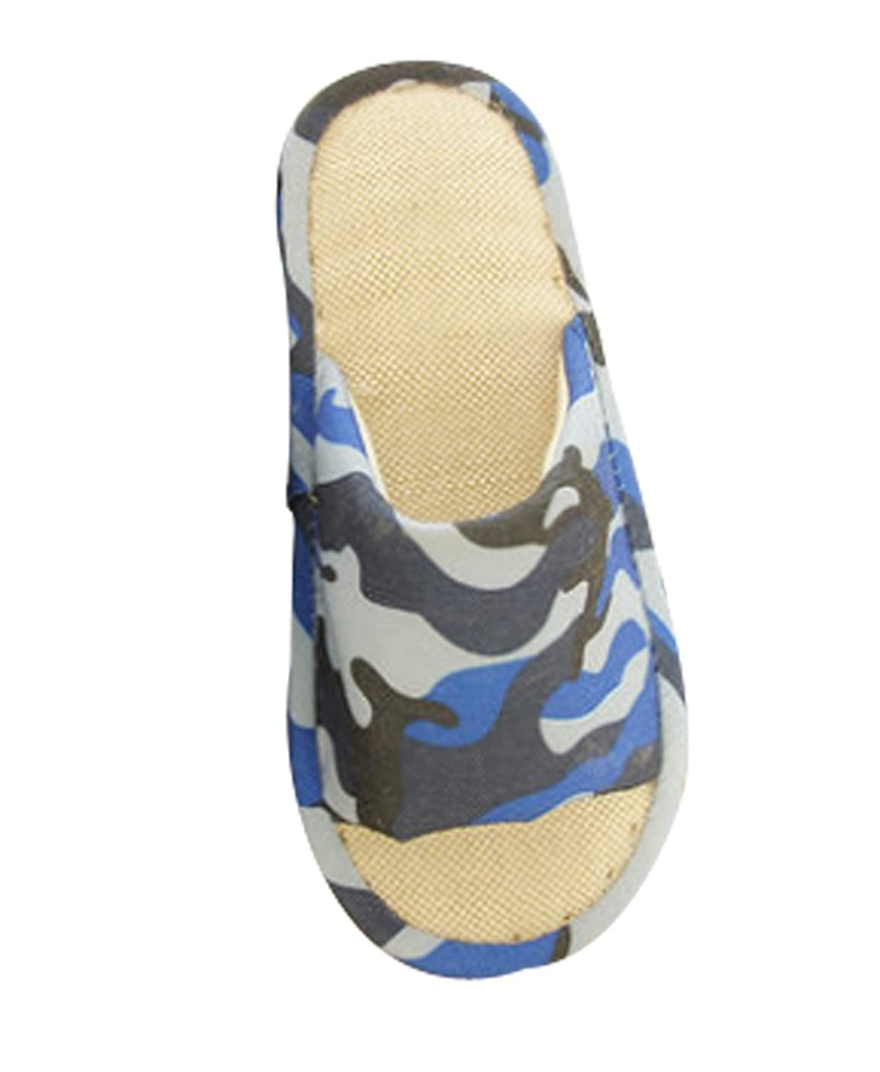Cattior Mens Camouflage Open Toe House Slippers Bedroom Slippers