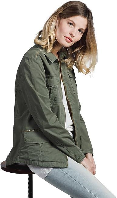 Esprit Veste Militaire Lpb Woman Collection Femme Printemps OikPZXu