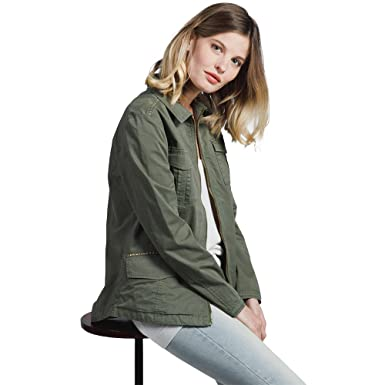 Femme Esprit Eté Militaire Lpb Woman Veste Collection Printemps vx8nIzw