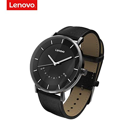 Docooler Lenovo Watch S Smart Watch 5ATM Impermeable Fitness ...