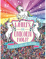 Where's the Unicorn Now?: A Magical Search Book