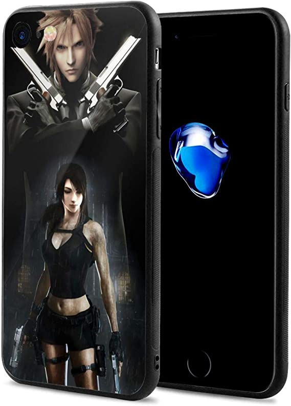 USA Seller Apple iPhone  5C  Anime Phone case Final Fantasy