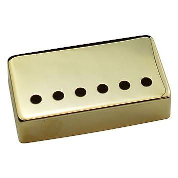 Metal pastilla Humbucker para guitarra eléctrica pastilla de cuello o puente para guitarras Gibson Epiphone Les Paul: Amazon.es: Instrumentos musicales