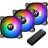 Thermaltake Pure 14 ARGB Sync -3Pack- PCケースファン 14cm FN1285 CL-F080-PL14SW-A