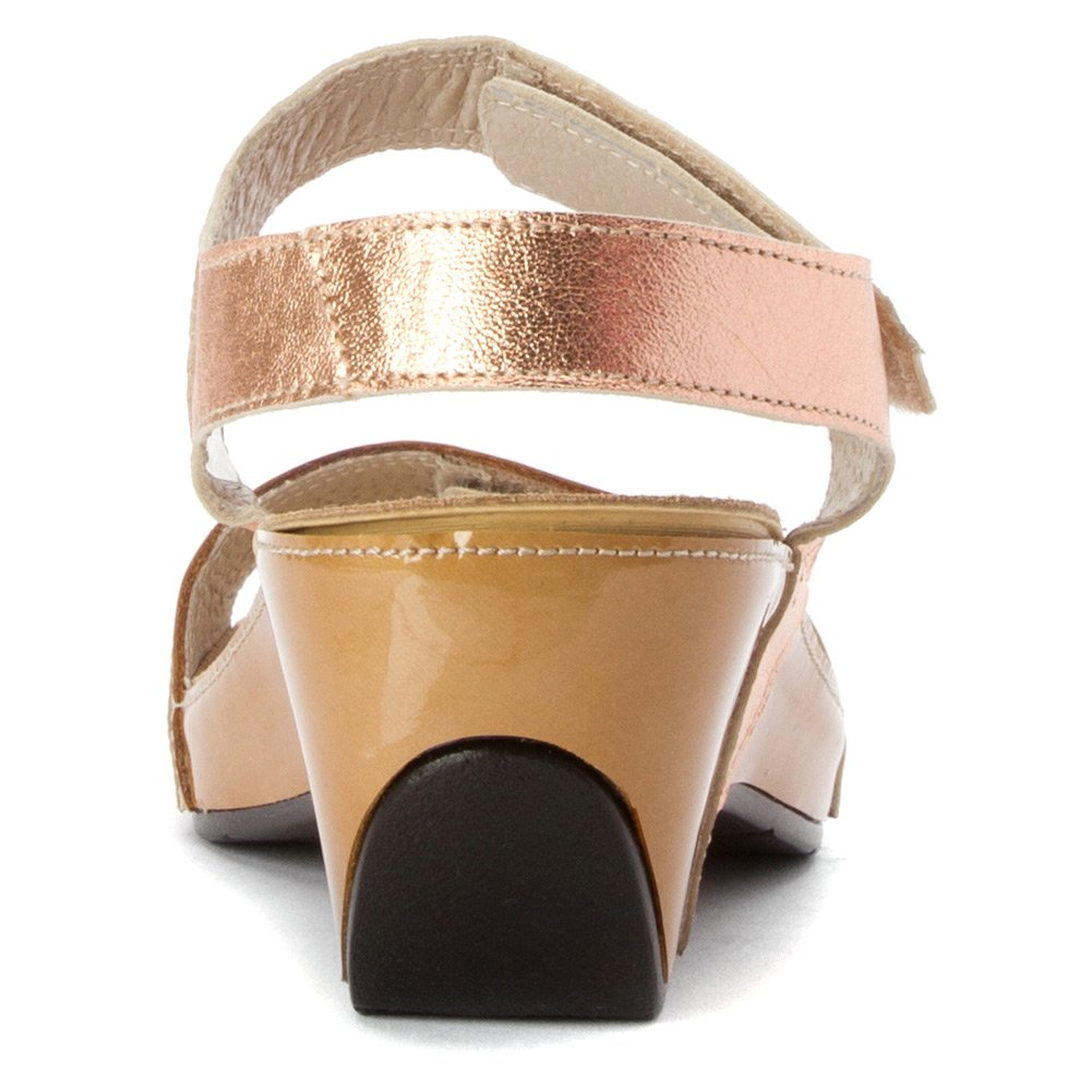 Helle Comfort Women's Alesha Sandal / B00S7852DW 40 B EU / Sandal 9 B US Women Toast Combo adb6dc