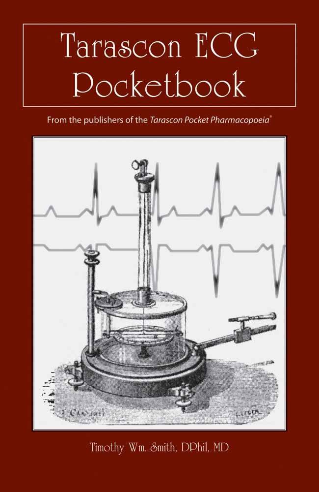 Tarascon ECG Pocketbook