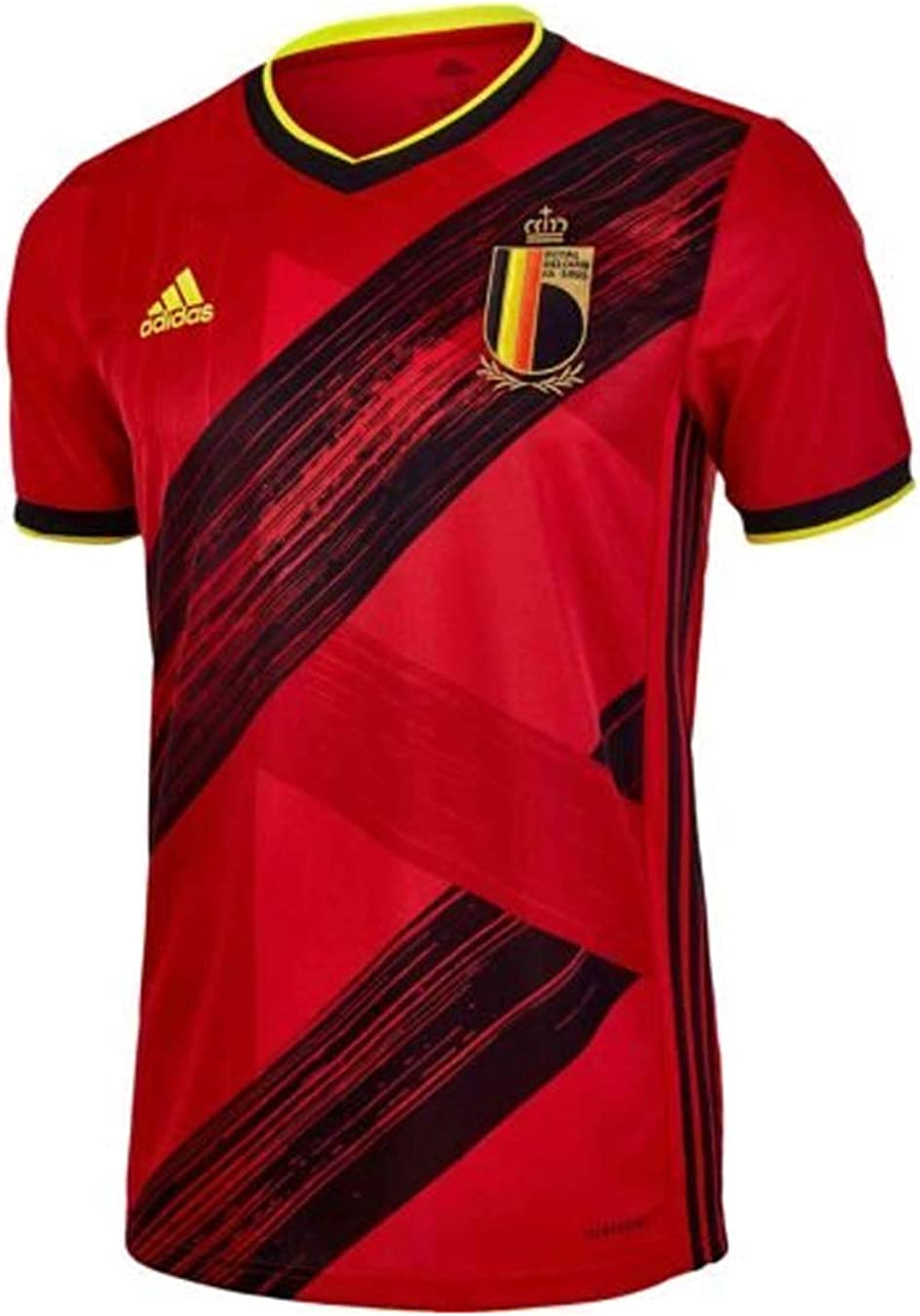 adidas Youth Soccer Belgium Home Jersey