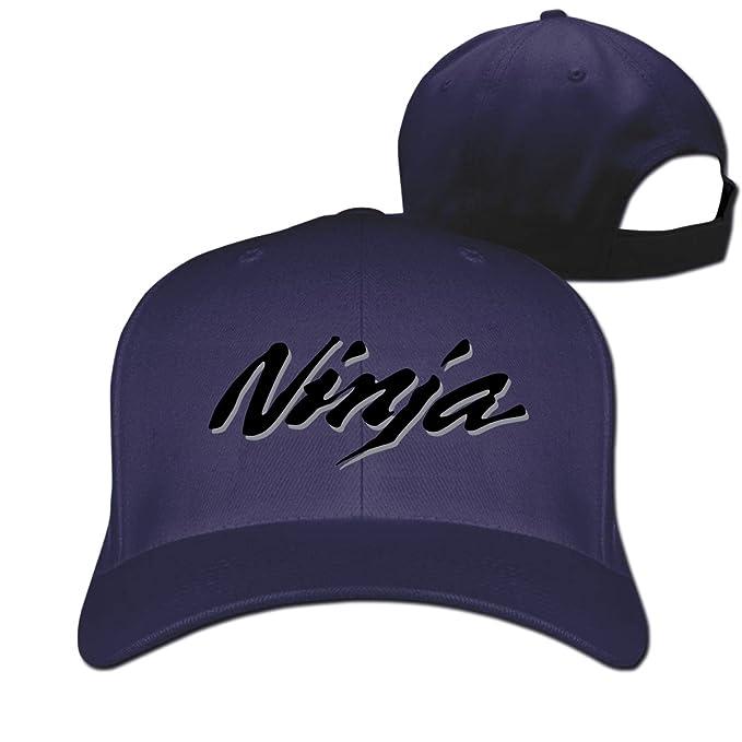 Amazon.com: HANRUI Design Logo Kawasaki Ninja Funny 100 ...