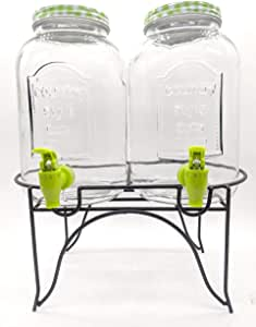 Double Liquid Dispenser (HMR 10004) 3.5 Liter