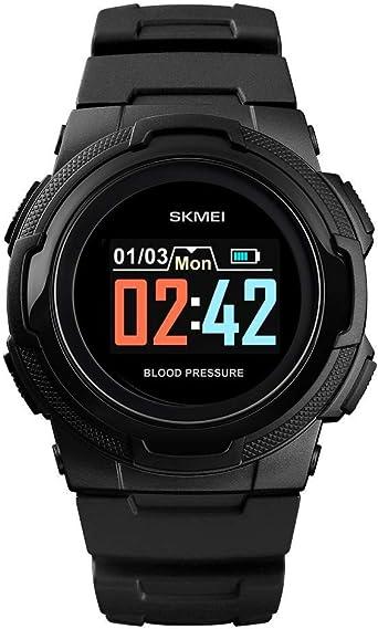 Amazon.com: Reloj inteligente para hombre compatible con ...